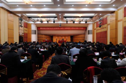 傅德辉强调:以贯彻落实省委《意见》为契机推动机关党的工作上台阶