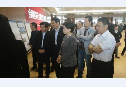 省委省直机关工委组织参观全民国家安全宣传教育展览