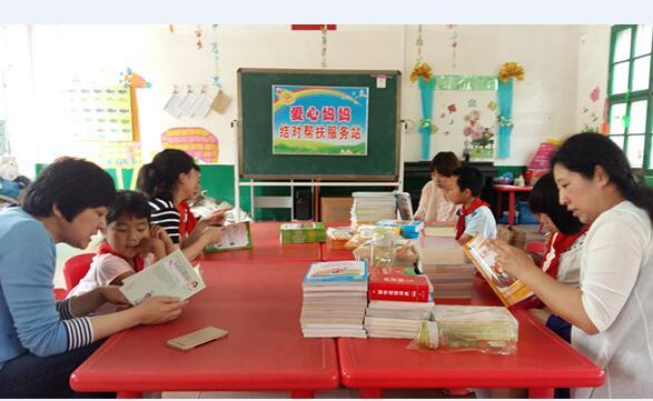 省人社厅为精准扶贫驻点地2000余名儿童送去节日祝福