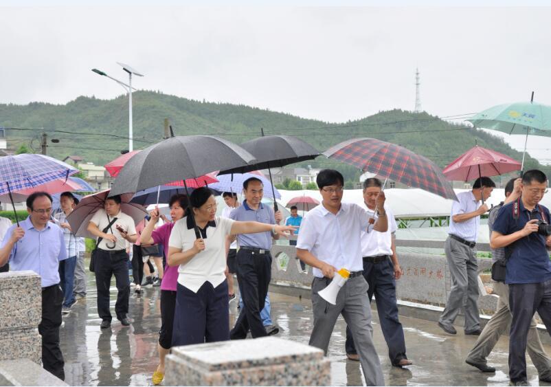 省政协:深入开展驻点村党建活动  推动精准扶贫精准脱贫工作